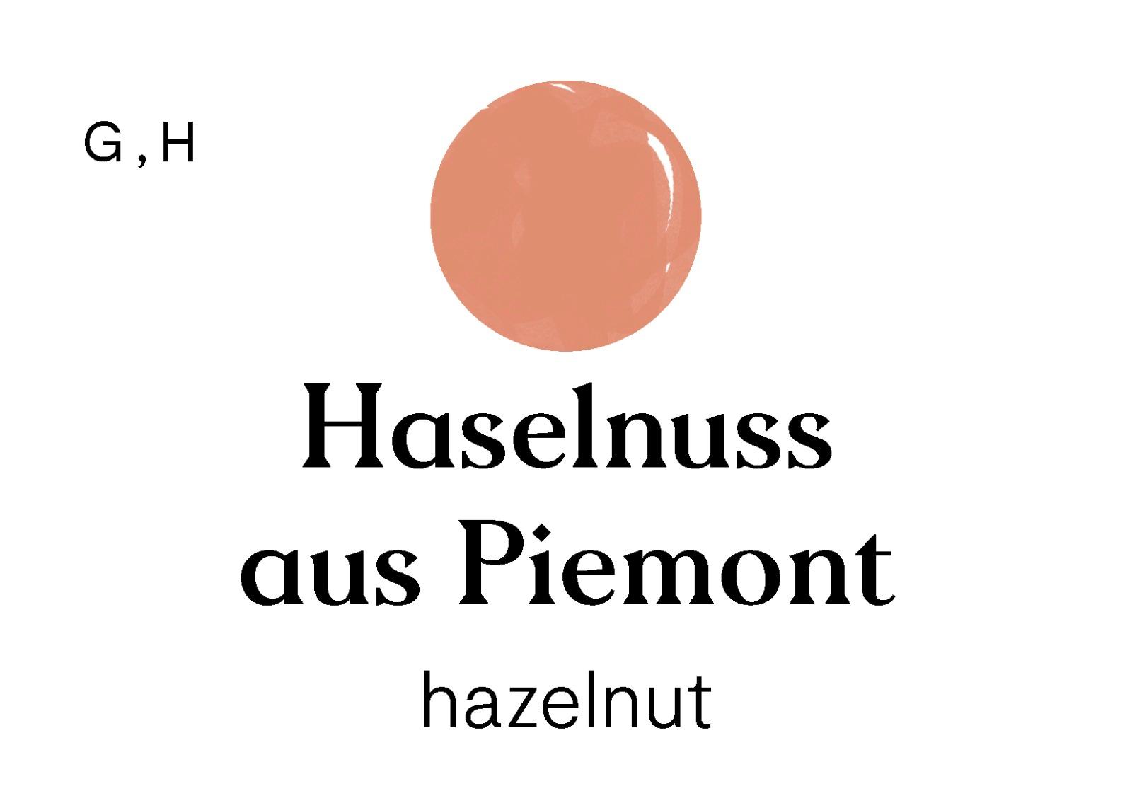 Haselnuss aus Piemont